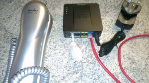 Wiring up your Horizon Cisco SPA122